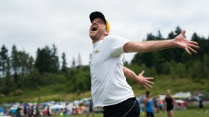 Matt Love Frisbee