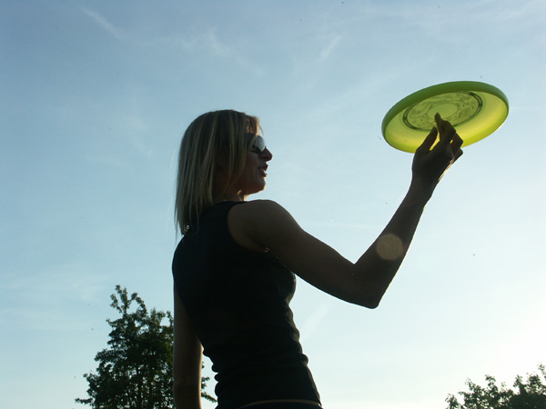 Learn Freestyle Frisbee